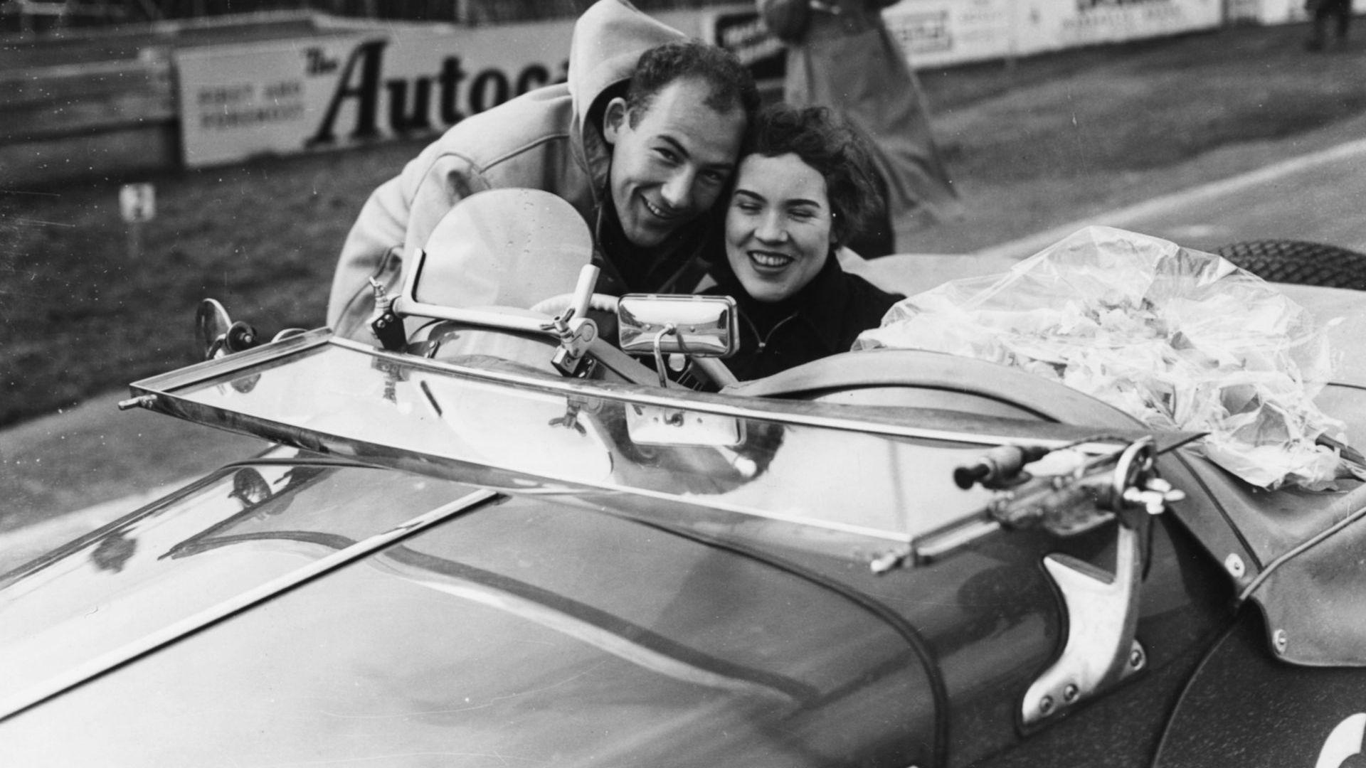 Лейди Пат често бе по-бърза от мъжете. И можеше да ги бие дори във Формула 1