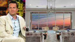 """Вижте """"имението в небето"""", което Матю Пери продава за 35 млн. долара"""