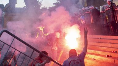 Има ли чужда намеса при протестите в Сърбия?