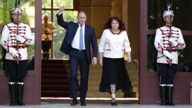 Румен Радев: Да изхвърлим мафията от изпълнителната власт (снимки)