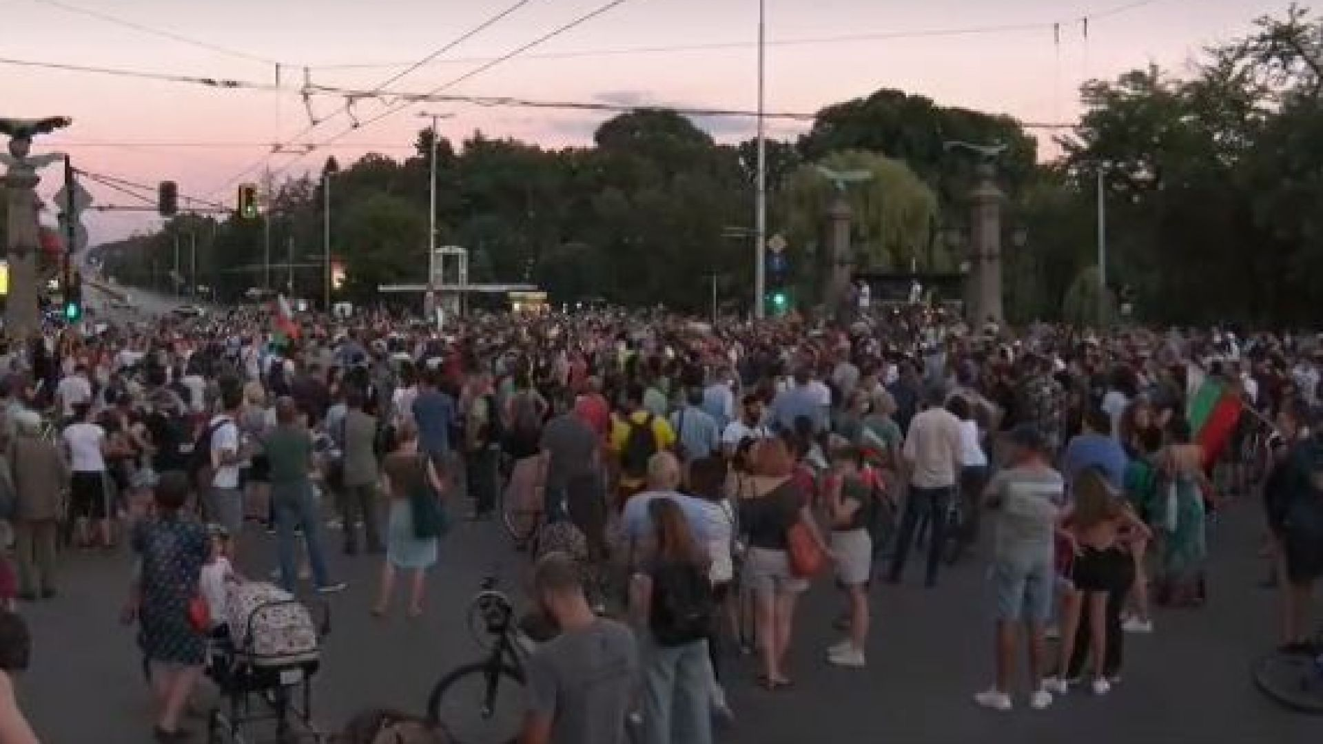 СДВР предупреди, че протестиращи готвят да блокират ключови кръстовища в по-ранни часове