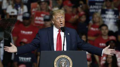 Върховният съд на САЩ: Тръмп трябва да предостави данъчните си декларации на прокуратурата в Ню Йорк, но не и на Конгреса