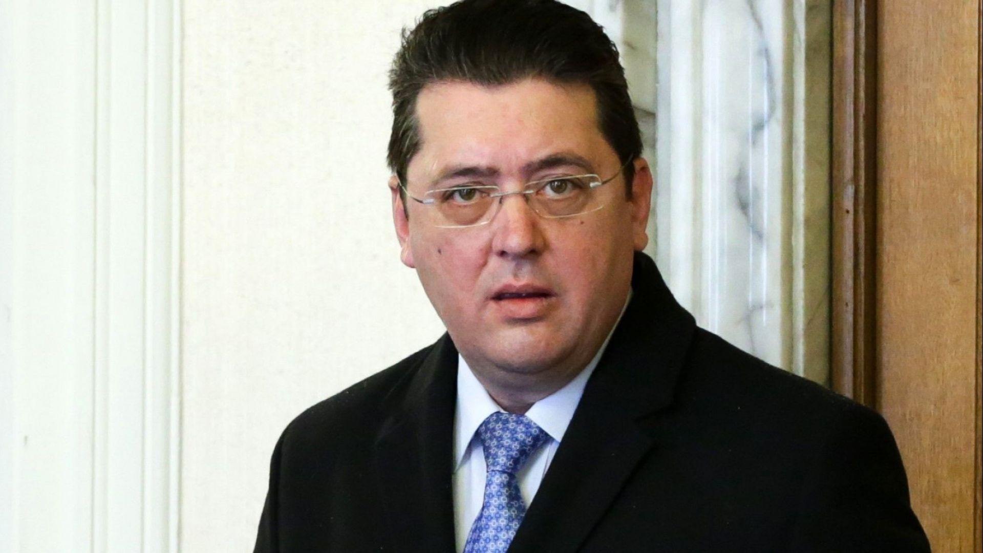 Президентският секретар Пламен Узунов и Пламен Бобоков вече са с повдигнати обвинения