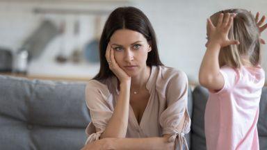 Как да се справим с нервните изблици на децата