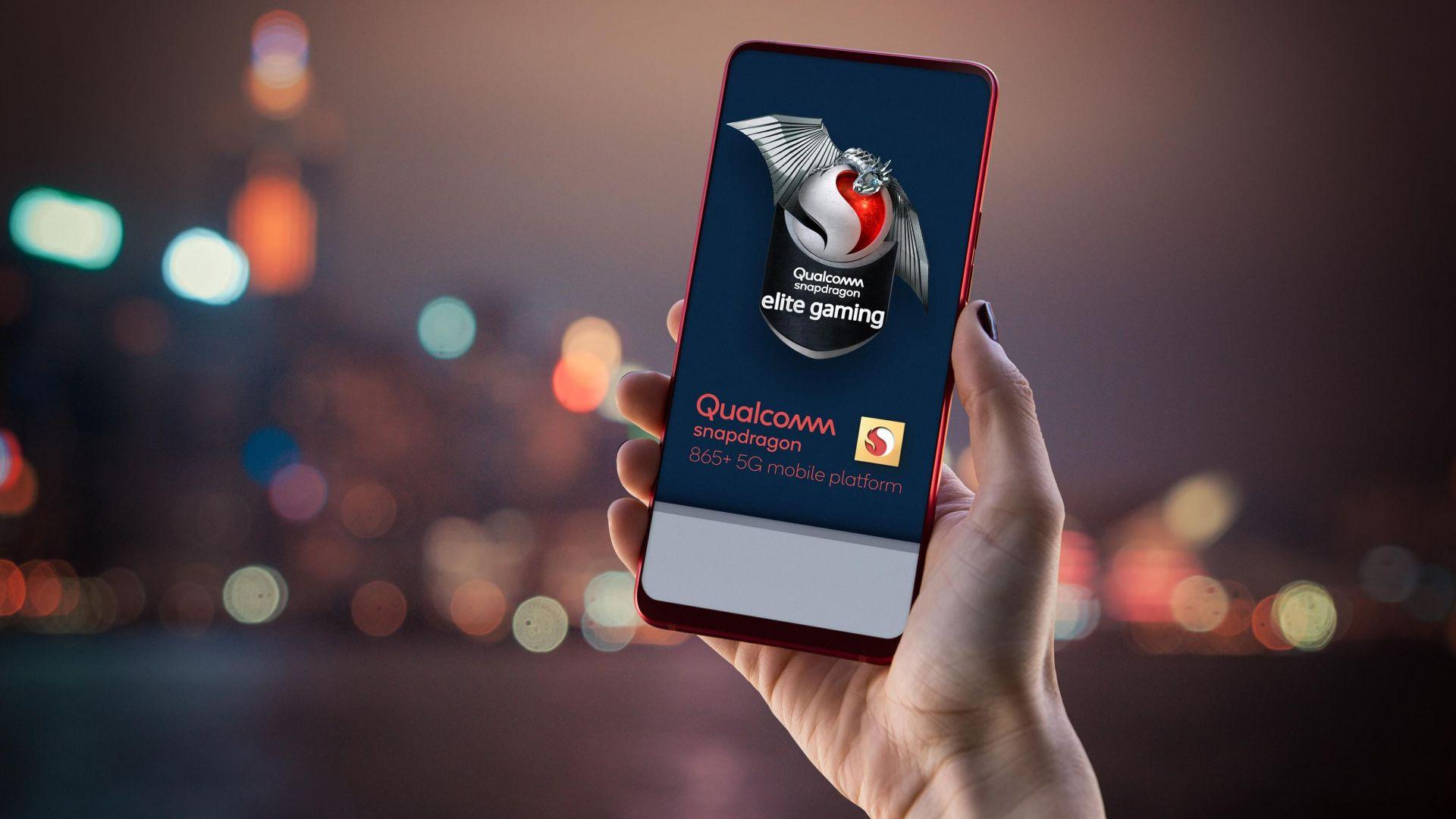 Qualcomm представи мощния Snapdragon 865 Plus