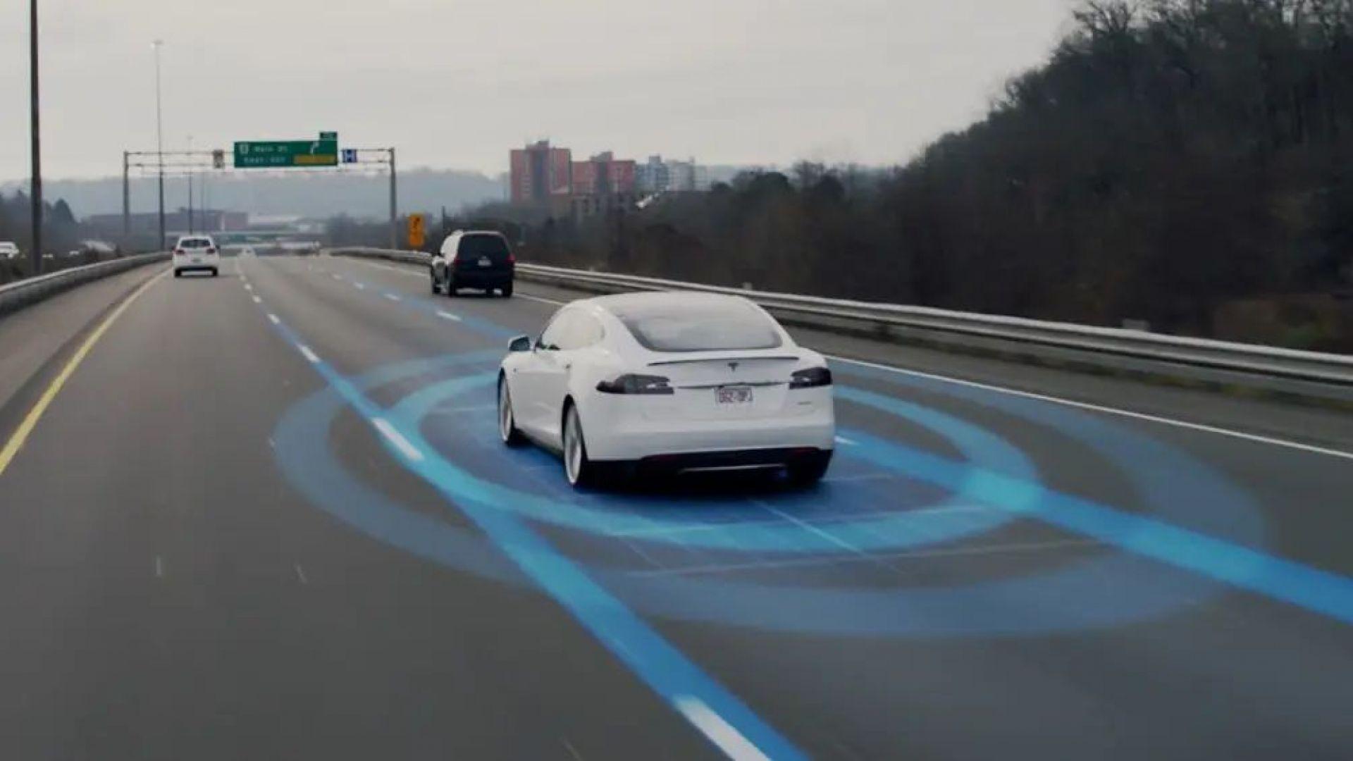 Tesla е готова да пусне напълно автономен електромобил още тази година