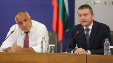 Борисов за приемането в ERM II: Не се радвам, с президента трябваше да сме заедно