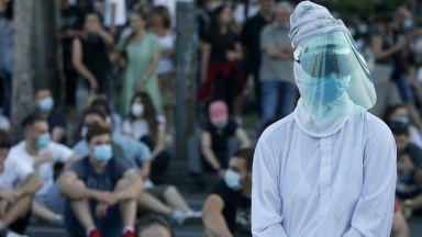 Нови 345 заразени с коронавирус за денонощие в Сърбия