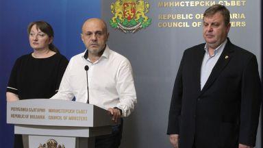 Томислав Дончев: Престоят в Министерски съвет ерозира подкрепата за ГЕРБ