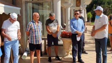 Ахмед Доган с коментар за случващото се в Росенец (видео)