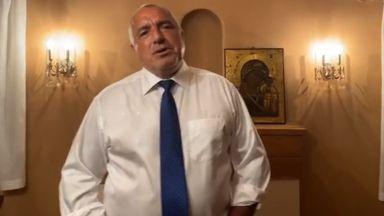 Борисов извънредно: Чувам, че готвят палеж на Партийния дом, не проливайте кръв! (видео)
