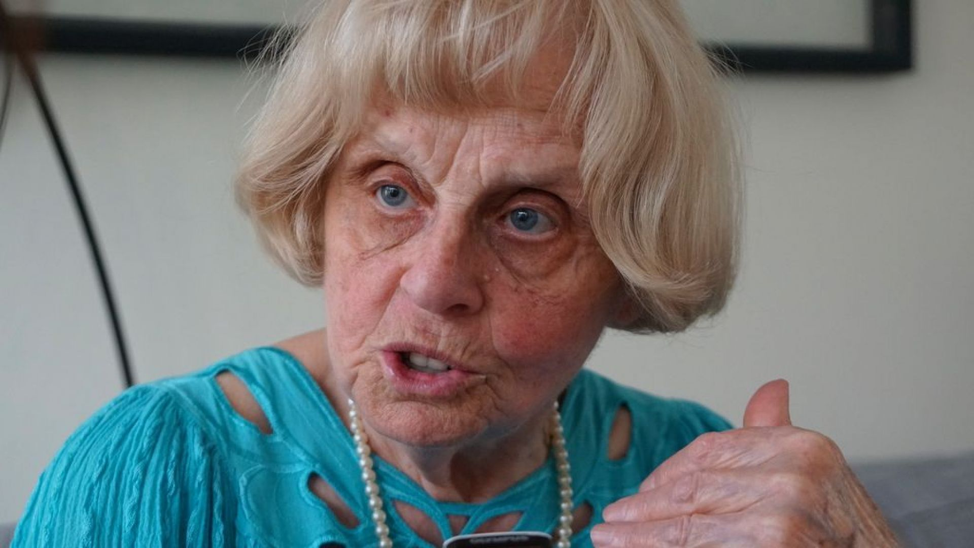 Почина първата директорка на класическата гимназия Гергина Тончева