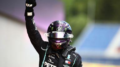 """Хамилтън с очакван успех, а """"Ферари"""" претърпя грандиозен провал"""