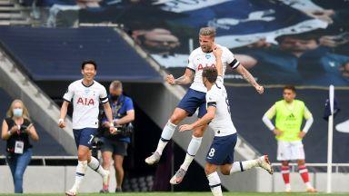 Моуриньо излъга Арсенал в дербито на Северен Лондон