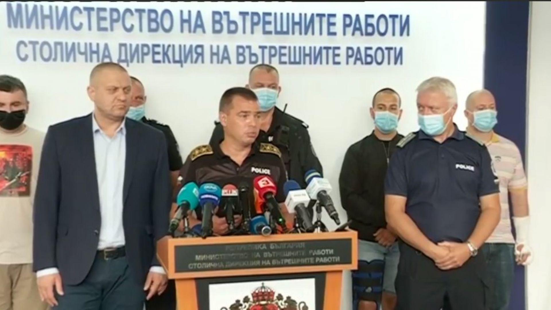 """Един от постъпилите в """"Пирогов"""" след протестите задържан заради дързост и цинизъм"""