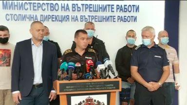 """Постъпилият в """"Пирогов"""" след протестите задържан за поведение, асоцииращо се с дързост и цинизъм"""