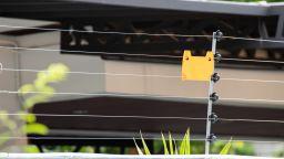 Британски пъб сложи електрическа ограда за спазване на дистанция