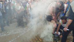 Пети ден протести срещу кабинета, ултиматум за блокада пред депутатите и национална стачка (обновена, снимки)