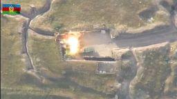 Азербайджански и арменски войници бяха убити при гранични сблъсъци