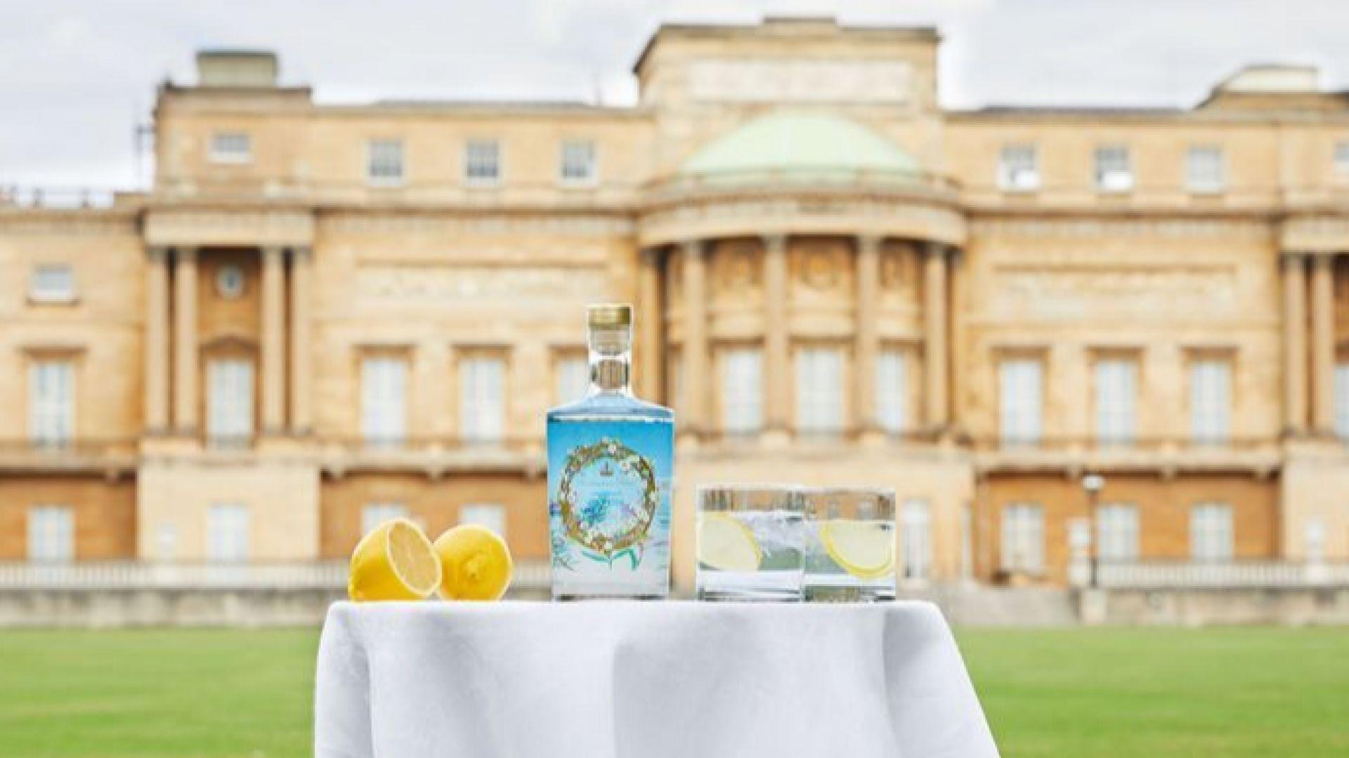 Бъкингамският дворец пуска нова марка джин с плодове от България