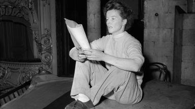 Любовните писма на Катрин Хепбърн до Хауърд Хюз отиват на търг