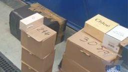 Задържаха 238 кг тютюн за наргиле, скрит в туршия (СНИМКИ)