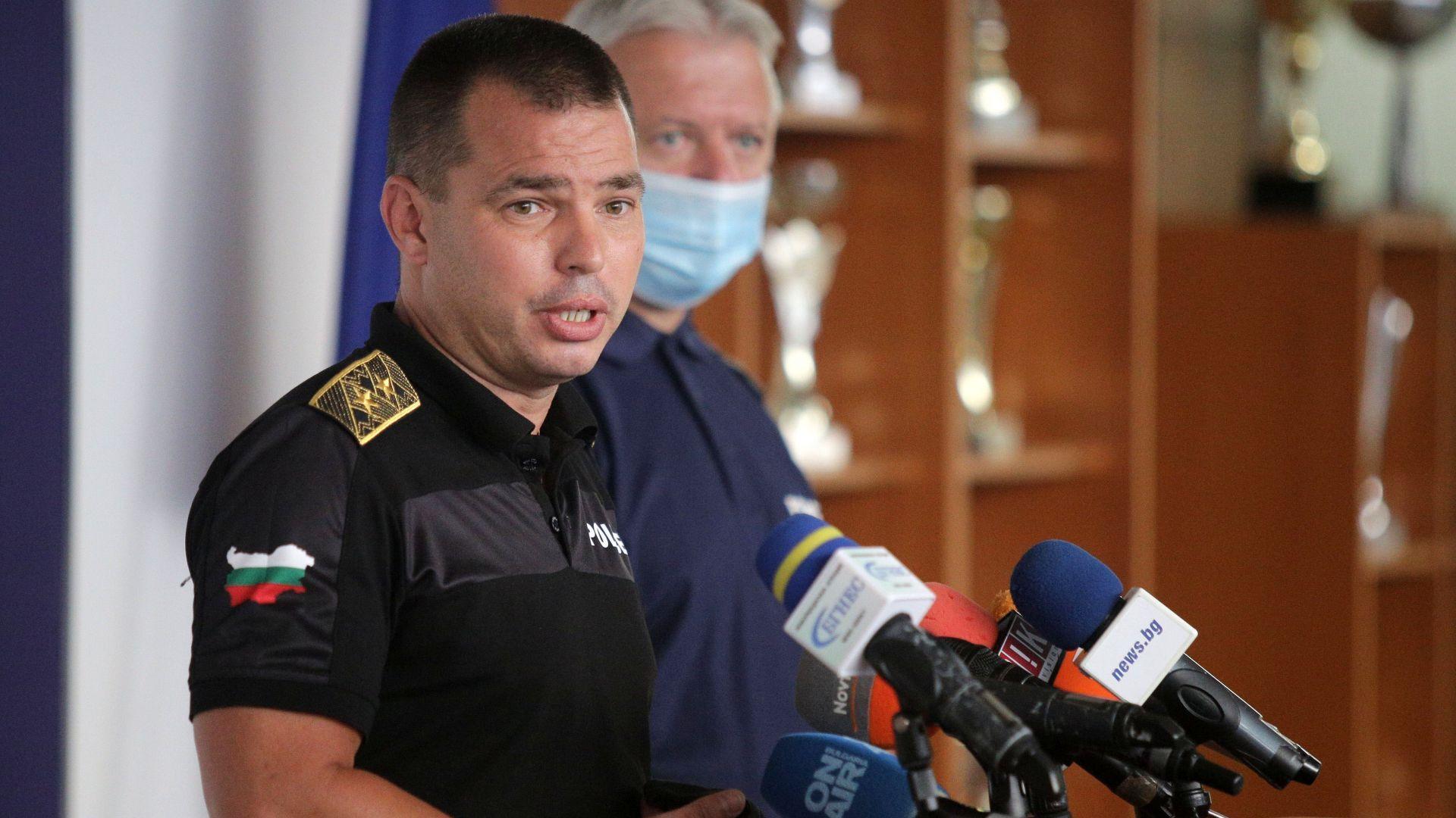 Антон Златанов е новият директор на СДВР