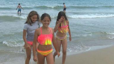 Деца спасиха от удавяне 7-годишно момиченце край къмпинг Каваци