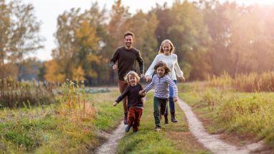 Защо децата трябва да прекарват повече време навън