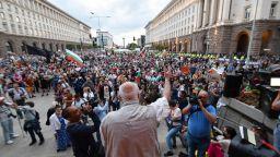 Криминално проявени сред задържаните за провокацията на протеста
