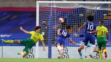 Челси направи голяма крачка към групите на Шампионска лига