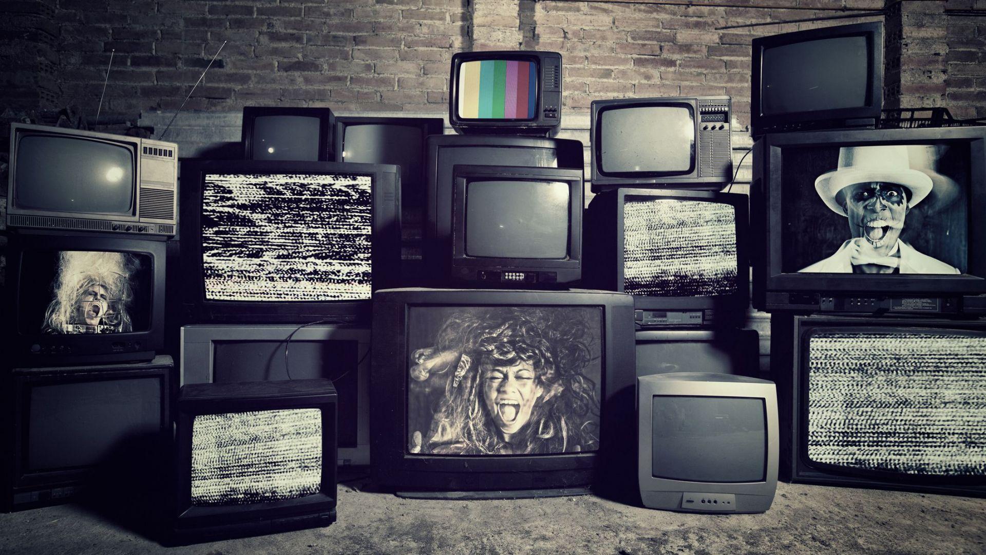 Телевизията преди и сега - #generations #talks