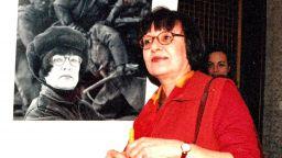 """Изпращаме поетесата на """"космическата нежност"""" Миряна Башева"""
