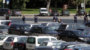 Без протест пред НС, Цвета Караянчева разпуска кордона
