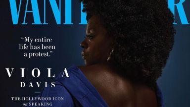 За пръв път чернокож фотограф е автор на снимката за корицата на Vanity Fair