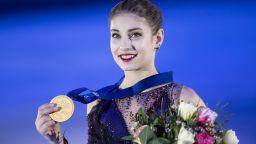 16-годишна руска фигуристка мечтае да е неврохирург