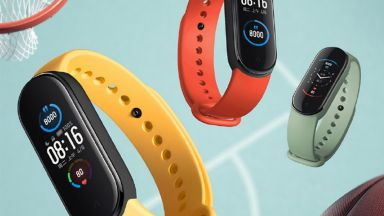 Xiaomi представи новата си умна гривна и още доста джаджи