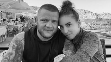 """Емоционално """"Сбогом"""" от Катрин Тасева към бившия й годеник Николай Щерев"""
