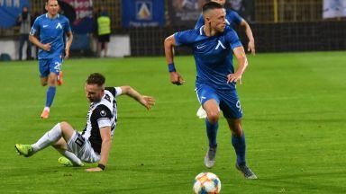 """Нападател на """"Левски"""" пред трансфер в Германия"""