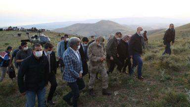 Самолет с проучвателна мисия се разби в Източна Турция, 7 полицаи загинаха