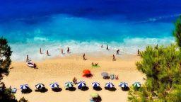 Най-красивите островни плажове в Гърция