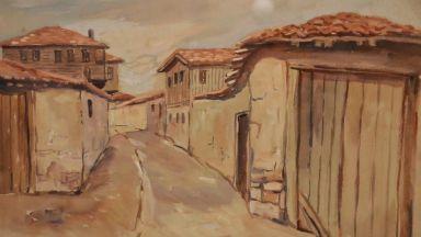 Стара Варна през четката на Милен Сакъзов