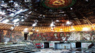 Уязвимите мозайки на Бузлуджа ще бъдат стабилизирани с 60 000 долара