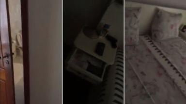 Пуснаха ново видео от спалнята на Бойко Борисов в Бояна