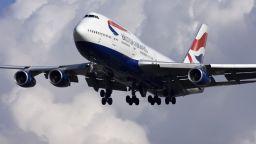 British Airways уволнява 1/4 от служителите си заради пандемията