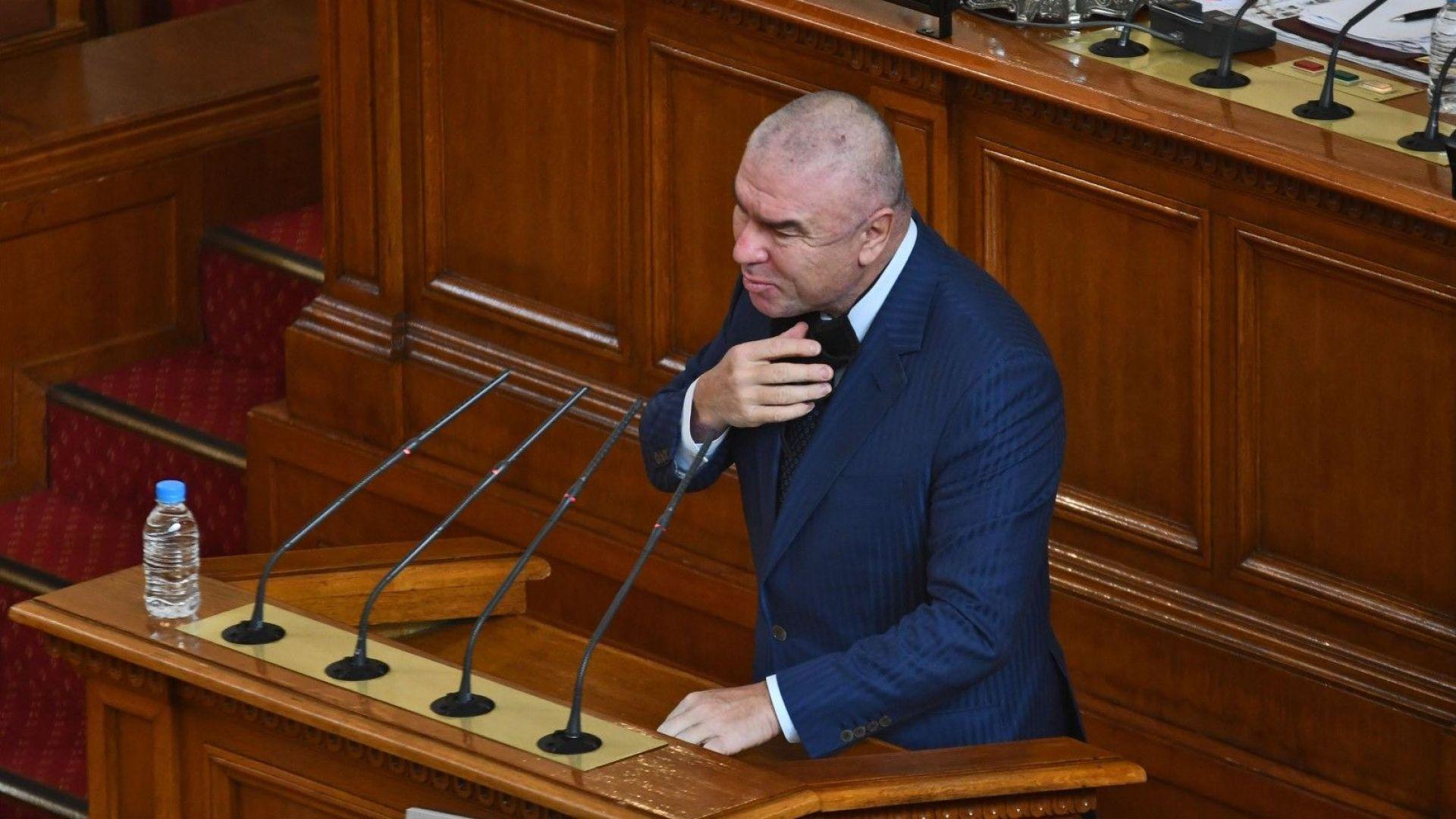 Марешки: Няма да бягам, ще се защитавам в България, а на президента мога да му подаря плажа