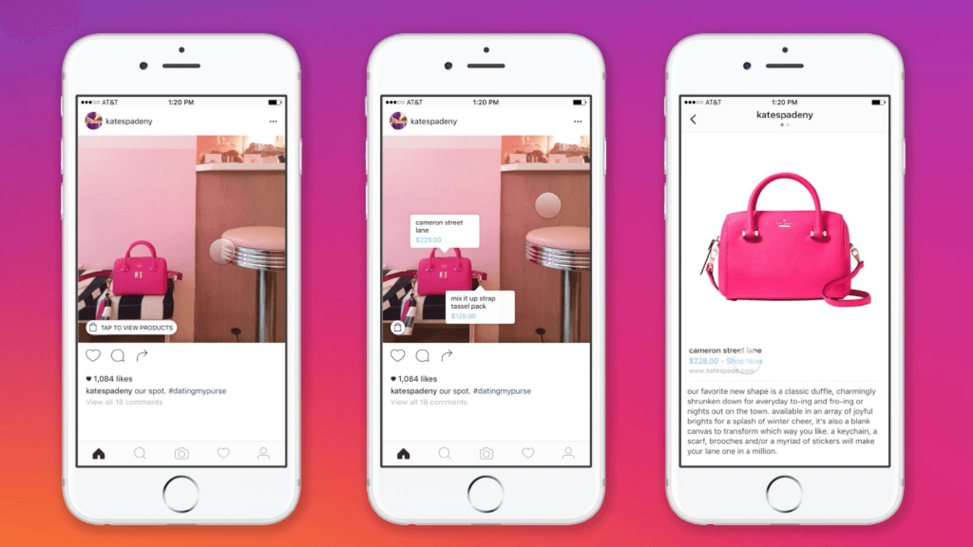 Instagram стартира свой онлайн магазин