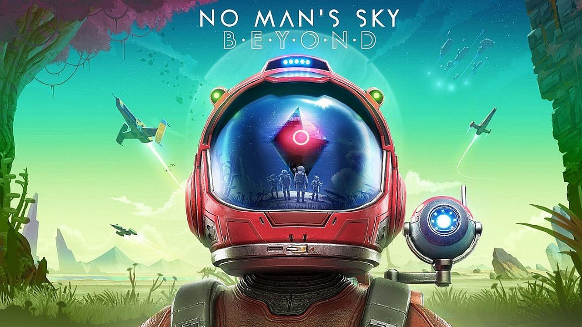 Нов ъпдейт за No Man's Sky изпраща геймърите на различни места във вселената