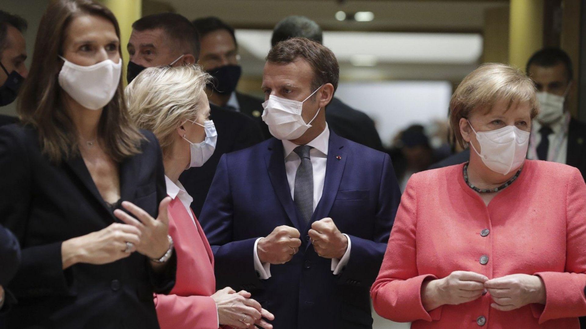 """""""ЕС не е банкомат"""", няма единство за възстановителния фонд, задават се нови данъци"""