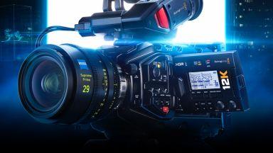 Камера снима с 12К резолюция